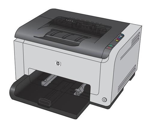 HP LaserJet Printer User Guides
