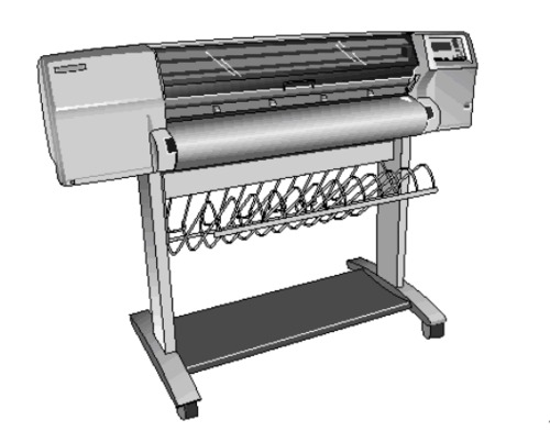 Pay for HP DesignJet 2000CP, 2500CP, 2800CP, 3000CP, 3500CP, 3800CP Printers Service Repair Manual