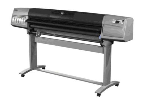 Hp designjet 5000, 5500 series large-format printers service repair.