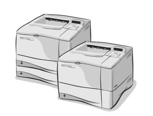 Pay for HP LaserJet 4000, 4050 Series Printers Service Repair Manual