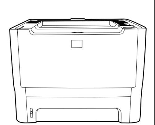 Pay for HP LaserJet P2010 Series printer Service Repair Manual