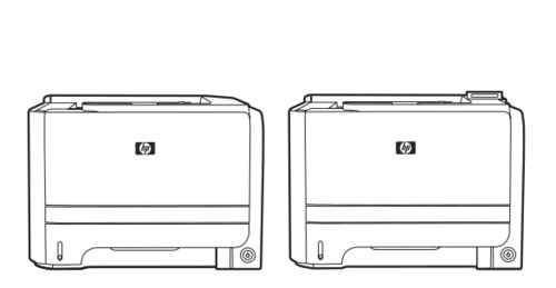 hp laserjet p2055dn manual pdf