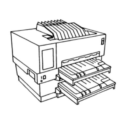 xerox 4030 family laser printer service repair manual