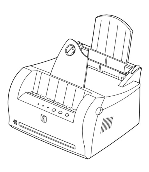 Pay for Xerox Phaser 3110, Phaser 3210 Laser Printer Service Repair Manual