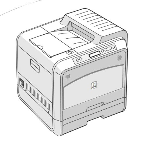 Pay For Xerox Phaser 6100 Color Laser Printer Service Repair Manual