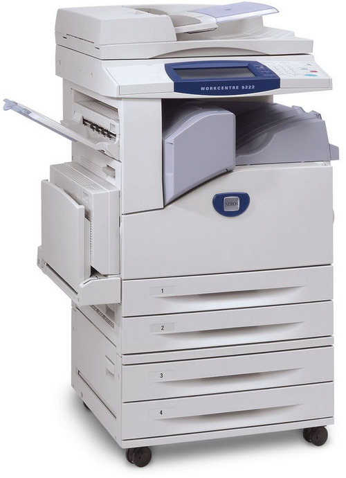 xerox workcentre 5225  5230 printer service repair manual