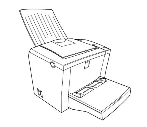 epson epl 5800 a4 monochrome laser printer service repair manual