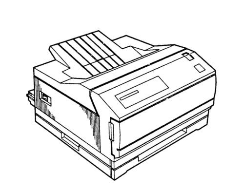 Pay for Epson EPL-9000 Terminal Printer Service Repair Manual