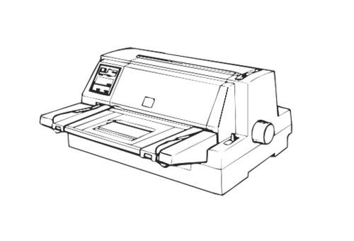epson lq 670 impact dot matrix printer service repair manual down rh tradebit com dot matrix printer service manual pdf tvs dot matrix printer service manual pdf