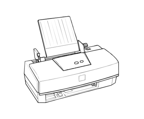 Pay for Epson Stylus Color 300 Terminal Printer Service Repair Manual