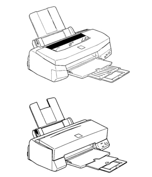 Pay for Epson Stylus Color 440/640/740 Color Ink-Jet Printer Service Repair Manual