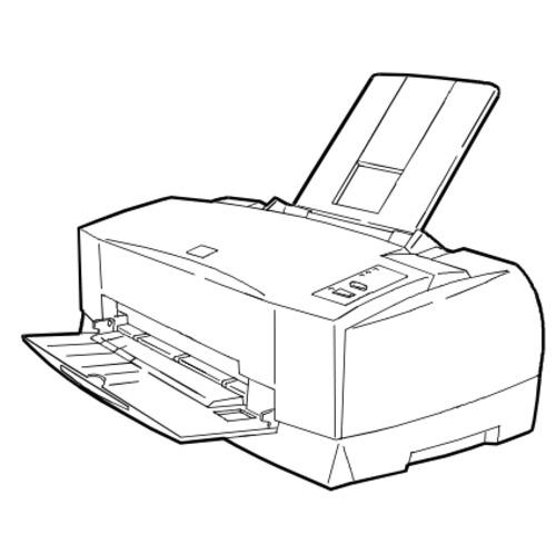 epson stylus color 850 color inkjet printer service repair manual