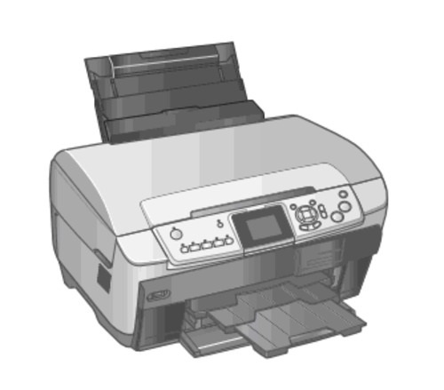 Pay for Epson Stylus Photo RX700 all-in-one (Scanner/Printer/Copier) Service Repair Manual