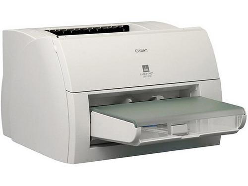 Canon 1210 Laser Printer Driver