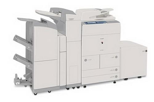 Pay for Canon iR5075 / iR5065 / iR5055 Series Copier Service Repair Manual + Parts Catalog