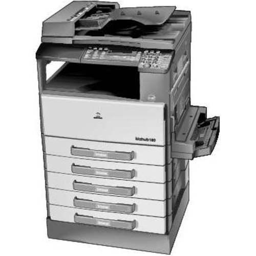 minolta printer manuals