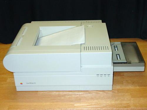 Pay for Apple LaserWriter II laser printer Service Repair Manual