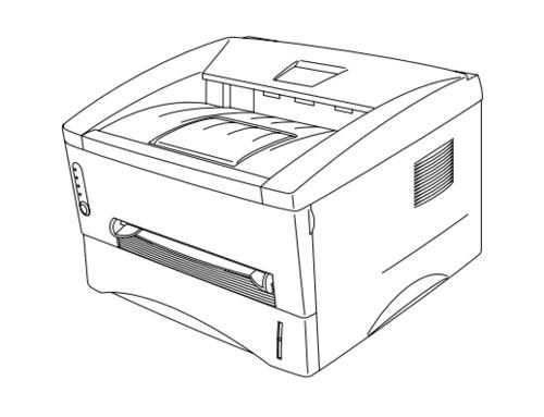 Pay for Brother Laser Printer HL-1030 / HL-1240 / HL-1250 / HL-1270N Parts Reference List