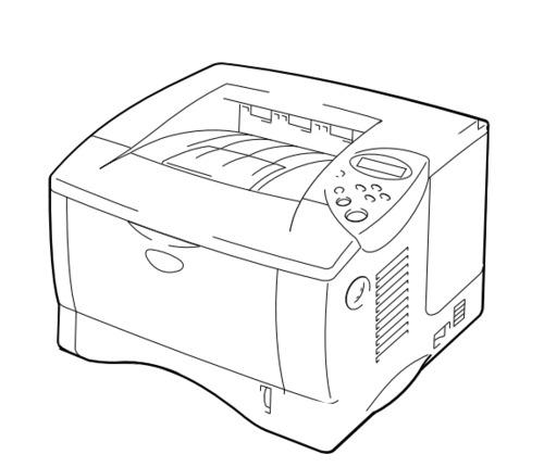 Pay for Brother Laser Printer HL-1850 / HL-1870N Parts Reference List