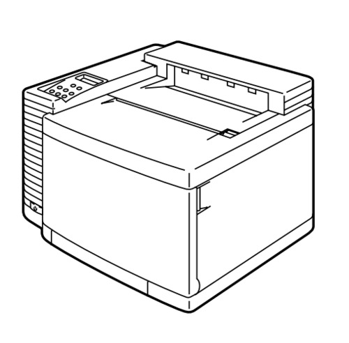 Pay for Brother HL-2400C / HL-2400Ce Laser Printer Parts Reference List