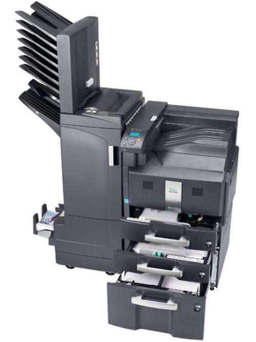 Kyocera       FS      C8500DN    Laser Printer Service Repair Manual  Parts List