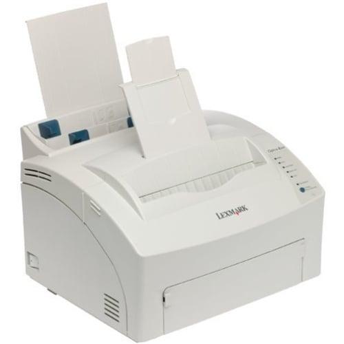 lexmark optra n laser printer service repair manual