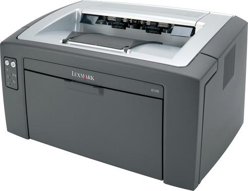 Manual Impressora Lexmark E120