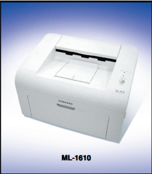 samsung ml 1600 series ml 1610 xaa laser printer service repair manual