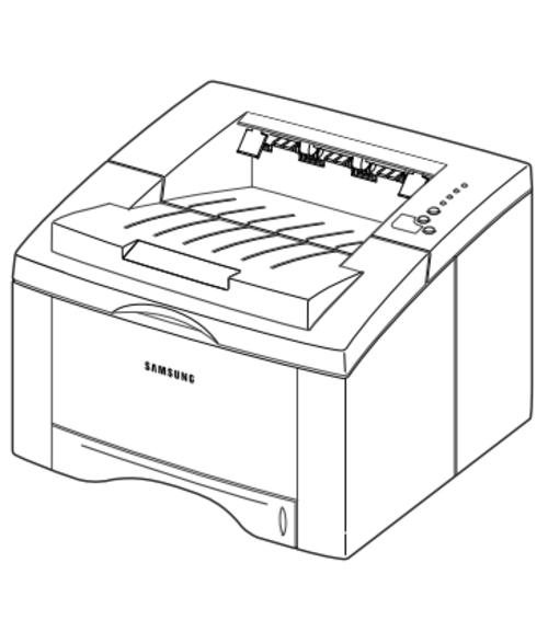 samsung ml 1440 series laser printer service repair manual