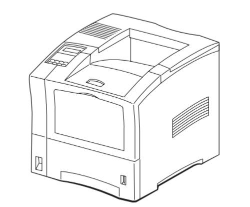 Pay for HAKUBA 26PPM Laser Printer Service Repair Manual