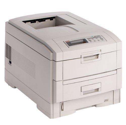 oki c7000 series color led page printer service repair