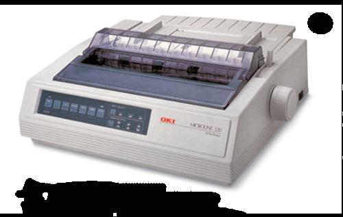 okidata ml520 ml521 dot matrix printers service repair manual dow rh tradebit com tvs dot matrix printer repair manual tvs dot matrix printer service manual pdf