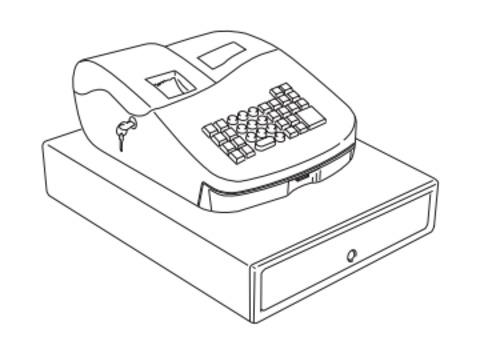 Pay for Cash Register CMS 140 euro / CMS 240 euro Service Repair Manual