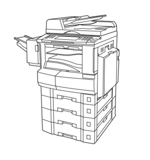 Pay for Panasonic DP-2310/DP-3010/DP-2330/DP-3030 Digital Imaging Systems Service Repair Manual
