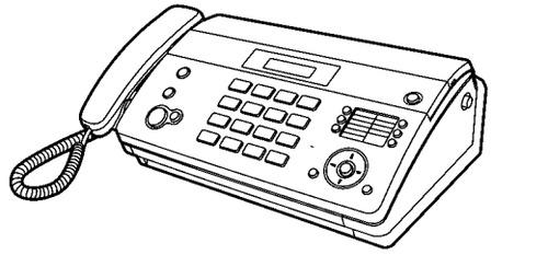 Pay for Panasonic KX-FT982RU-B, KX-FT982RU-W, KX-FT984RU-B, KX-FT988RU-B, KX-FT988RU-W Personal Facsimile / Facsimile with Digital Answering System Service Repair Manual