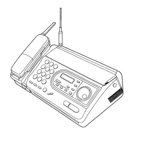 panasonic telephone answering machine manual