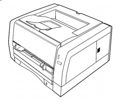 Pay for Panasonic KX-P7105, KX-P7110 Laser Printer Service Repair Manual