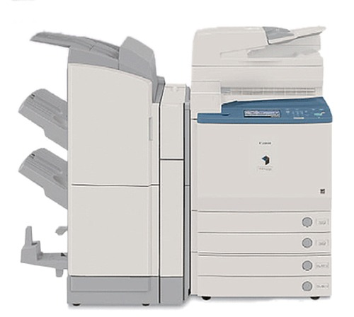 How to check the ip address on canon ir series copier youtube.