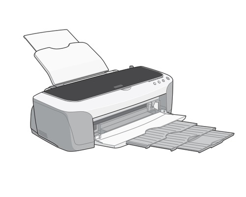 Pay for EPSON Stylus PHOTO 2100/2200 Color Inkjet Printer Service Repair Manual