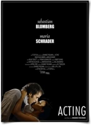 Pay for ACTING - ein Thriller mit Maria Schrader und S. Blomberg