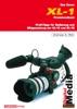 Thumbnail Das Canon XL-1 Camcorder Praxisbuch