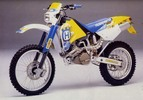 Thumbnail 1998-2000 Husqvarna TE410e, TE610e, TE610eLT, SM610s Motorcycle Workshop Repair Service Manual
