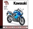 Thumbnail 2009 - 2011 Kawasaki Er-6f Er6f Abs   Service Repair Manual