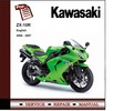 Thumbnail 2006 - 2007 Kawasaki Ninja ZX-10R  Service Repair Manual