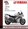 Thumbnail 2003 - 2005 Yamaha FJR1300 Service Repair Manual