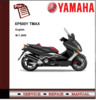 Thumbnail Yamaha XP500Y XP500 Y TMAX 2009 Workshop Service Manual