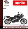 Thumbnail Aprilia Caponord 2001 - 2007 Workshop Service Repair Manual