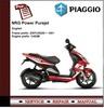 Thumbnail Piaggio NRG Power Purejet Workshop Service Repair Manual