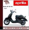 Thumbnail Aprilia Mojito 50 125 150 Workshop Repair Service Manual
