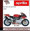 Thumbnail Aprilia RSV1000R RSV 1000 R Factory Workshop Service Manual
